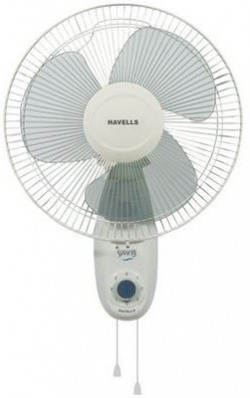 Havells Swing 400 mm 3 Blade Wall Fan(Off White, Pack of 1)