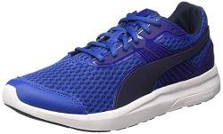 Puma Unisex Adult Escaper Pro Core Galaxy Blue-Peacoat Running Shoes-11 UK (46 EU) (12 US) (36998403_11)