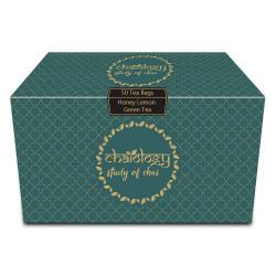 Chaiology Honey Lemon Green Tea - 50 Tea Bags