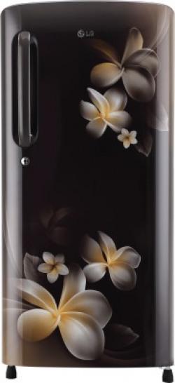 LG 190 L Direct Cool Single Door 4 Star (2020) Refrigerator(Hazel Plumeria, GL-B201AHPY)