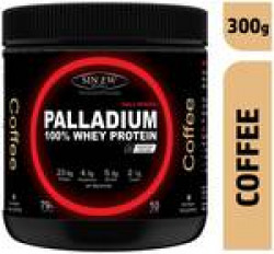 Sinew Nutrition Palladium Whey Protein With Digestive Enzymes 300 g (Coffee