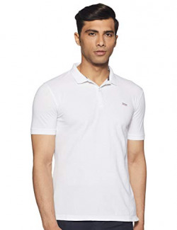 Easies by Killer Men's Slim fit T-Shirt (ETS-926 Arctic H_White Medium)