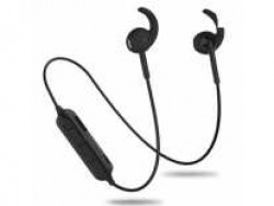 PTron Avento Pro v4.2 Sports Earbuds With TF Card Reader Bluetooth Headset with Mic Rs.498 @ Flipkart