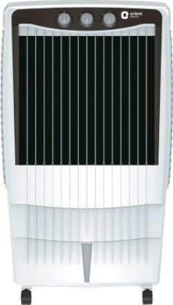 Orient Electric 85 L Desert Air Cooler(White, Grey, Snowbreeze Magnus CD8501H)