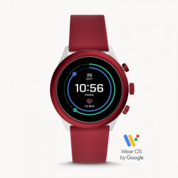 Fossil Sport Smartwatch Smartwatch(Multicolor Strap, Free Size)
