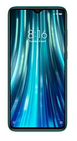 [SBI Credit Card Users] Redmi Note 8 Pro (Gamma Green, 6GB RAM, 64GB Storage with Helio G90T Processor) - 6 Month No Cost EMI
