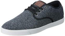 Amazon Brand - Symbol Men's Anthra Melange Sneakers-6 UK/India (40 EU)(AZ-YS-191 B)
