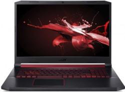 Acer NITRO 5 Core i5 9th Gen - (8 GB/1 TB HDD/256 GB SSD/Windows 10 Home/4 GB Graphics/NVIDIA Geforce GTX 1650) AN517-51-51L6 Gaming Laptop(17.3 inch, Obsidian Black)