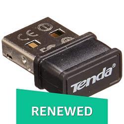(Renewed) TENDA TE-W311MI Wireless N150 USB Adapter Nano