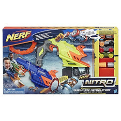 Nerf Nitro Duel Fury Demolition (6.41cm)