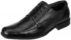 Extacy By Red Chief EXT124 Men's Black Formal Leather Shoes -6 UK/India (40 EU)(SYZ45800106)