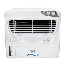 Maharaja Whiteline Arrow Dlx CO-124 50 L Air Cooler (White and Grey)