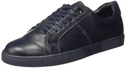 blackberrys Men's Navy Leather Sneakers-10 UK (44 EU) (11 US) (UF-Artistry)
