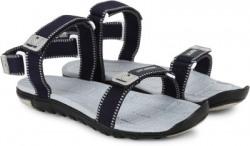 Newport Zoom 2 Men Navy, Grey Sports Sandals
