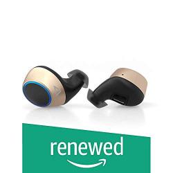 (Renewed) Creative Outlier Wireless Headphones (Gold)