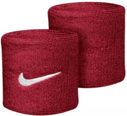 Leosportz Wrist and sports band made with pure cotton Fitness Band(Red, Pack of 2)
