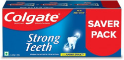 Colgate Strong Teeth Toothpaste(500 g, Pack of 3)