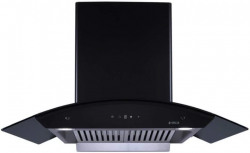 Elica TBC HAC TOUCH BF 90 NERO Auto Clean Wall Mounted Chimney (Carbon Black 1100 CMH) At Rs. 10999 @ Flipkart