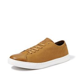 Amazon Brand - Symbol Men's Tan Sneakers- 6 (AZ-YS-190 C)