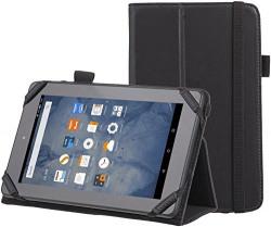 AmazonBasics Kindle Fire Standing Case,7  (2015 Model), Black