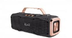fiado gibox-600 high bass 3d stereo 20 W Bluetooth  Speaker(Black, 2.1 Channel)