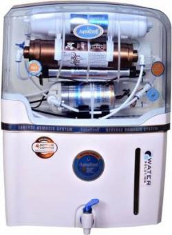 Aqua Fresh COPPER MINERAL+ro+uv+tds 12 L RO + UV + UF + TDS Water Purifier(Multicolor)