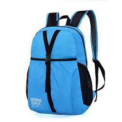 KEKEMI Casual Multifunctional Travel Backpack for Boys & Girls (Blue)