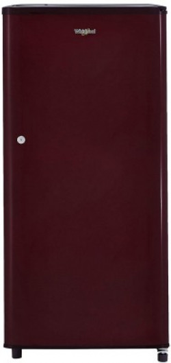 Whirlpool 190 L Direct Cool Single Door 2 Star (2020) Refrigerator(SOLID WINE, WDE 205 CLS 2S WINE)