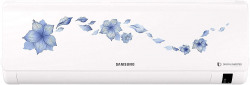 Samsung 1.5 Ton 3 Star Inverter Split AC (Alloy AR18NV3HLTRStar Flower White)