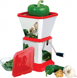 THE ONE Stainless Steel Kitchen Onion Chopper Cutter
