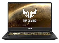 ASUS TUF Gaming FX705DT-AU016T 17.3  FHD Laptop GTX 1650 4GB Graphics (Ryzen 7-3750H/8GB RAM/512GB NVMe SSD/Windows 10/2.70 kg), Gold Steel