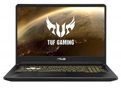 ASUS TUF Gaming FX705DD 17.3  FHD Laptop GTX 1050 3GB Graphics (Ryzen 5-3550H/8GB RAM/1TB HDD/Windows 10/Stealth Black/2.70 Kg), FX705DD-AU055T