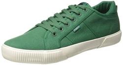 Amazon Brand - Symbol Men's Green Sneakers-6 UK/India (40 EU) (AZ-GI-361B)