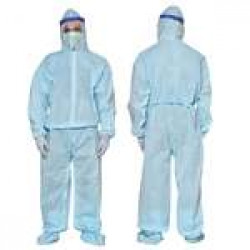 Swayam Ppe Kit;Non Woven Premium Star Grade 60 Gsm (High Breathable)