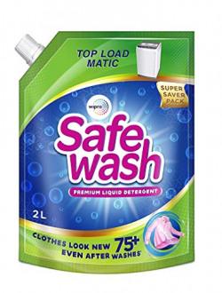 Safewash Matic Liquid Detergent Top Load 2L