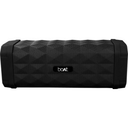 boAt Stone 650 10 W Bluetooth Speaker(Charcoal Black, Stereo Channel)