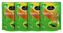 Octavius Premium Assam CTC Chai (250gm Pack of 4) | Strong Kadak Granulated Premium Black Tea - 1Kg