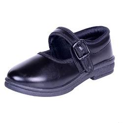 DAYZ Girl's Formal Shoes-8 Kids UK/India (25 EU) (Victoria_Black_8_Sml)