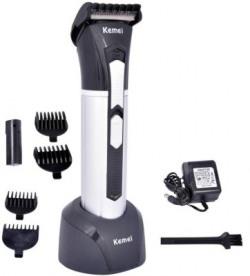 Kemei km-3007 HAIR CLIPPERS  Runtime: 80 min Grooming Kit for Men(Multicolor)