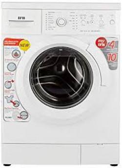 IFB Eva Aqua VX LDT 6 Kg Fully-Automatic Front Load Washing Machine (White)