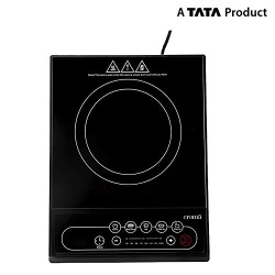 Croma CRAG0141 1600W Induction Cooker (Black)