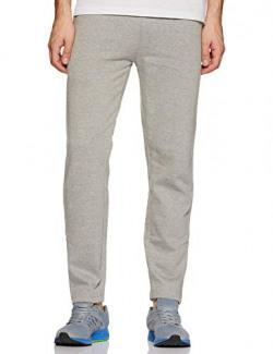 Rupa Men's Slim Fit Sweatpants (RTCTOHOODTRG650XL_Grey Melange_95cm)