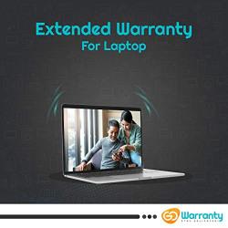 GoWarranty : Extended Warranty for Laptops (Range INR 40001 - INR 70000) - (1 Year Warranty)