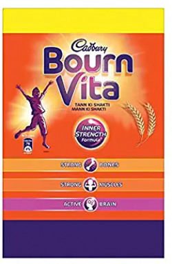 Cadbury Bournvita Health Drink, 2 kg Pack