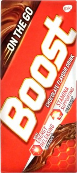Boost Flavour Drink(Chocolate, 180 ml)