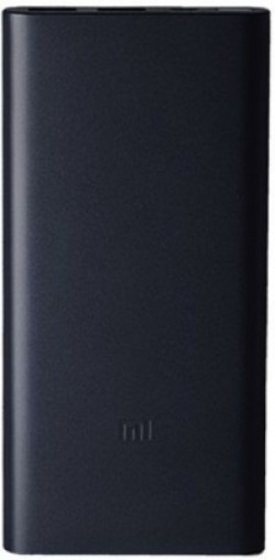 Mi 10000 mAh Power Bank (Fast Charging, 18 W)(Black, Lithium Polymer)