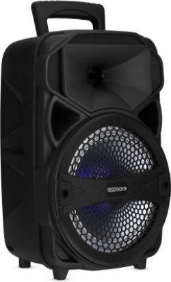 Gizmore GIZ WHEELZ T1050 10 W Bluetooth Party Speaker(Black, Mono Channel)