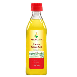 Nature Crest Premium Extracts Pomace Olive Oil - 250ml