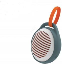 GIZMORE GIZ MS506 Ultra Portable 6 W Bluetooth  Speaker(Grey, Stereo Channel)