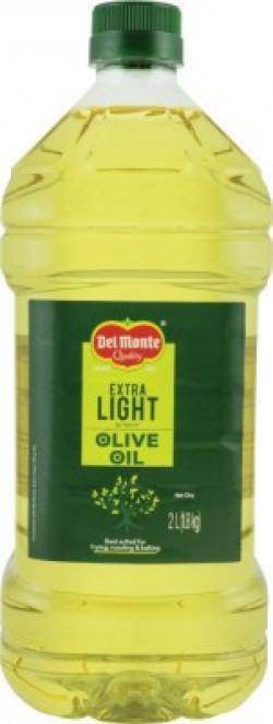 Del Monte Extra Light Olive Oil Plastic Bottle(2 L)